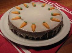 Torta de Zanahoria, Carrot Cake