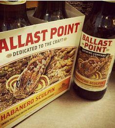 Habanero Sculpin - Ballast Point