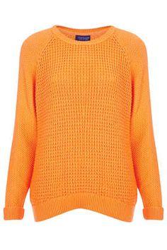 Knitted Mix Stitch Jumper $60.00