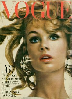 57 covers Vogue UK June by David Bailey. Vogue UK September and October by David Bailey. Vogue New Zealand Summer Vogue UK March by David Bailey. Vogue US April 1 and April 15 Vogue Paris April by Henry Clarke. Vogue UK May by William Klein. 1960s Aesthetic, Aesthetic Vintage, Makeup Aesthetic, Vintage Vogue Covers, Fashion Cover, 1967 Fashion, Runway Fashion, High Fashion, Vintage Fashion