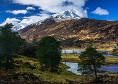 Glen Affric by Kenneth Mands
