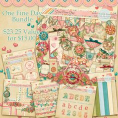 One Fine Day Bundle Pack