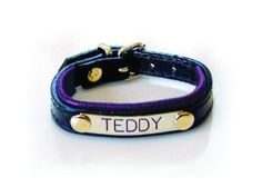 horse name plate braclet
