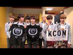 [KCON 2014 x Mwave] BTS Invites You to Enter Mwave's Surprise Giveaway a...