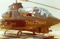 Trick or Treat RVN 69 Tay Nihn 1969 Army HHT 2 / 11 ACR ~ Vietnam War