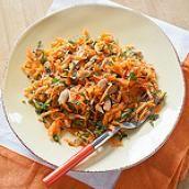 Ensalada de Zanahoria | ChopChop