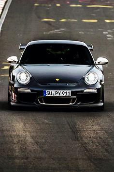 Porsche 997 GT3 RS...
