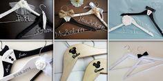Dia da Noiva no Rio: Mimos de Noiva: Cabides de vestidos de noiva / Wedding Dress Hanger
