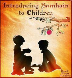 Introducing Samhain to Children - Ozark Pagan Mamma