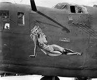 96th BG Nose Art - Bing Images