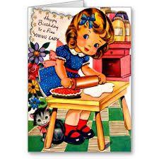 vintage birthday cards - Google Search