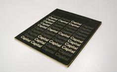 Capital capa2, Karl Gerstner