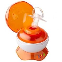 The World's First Portable UV Pacifier Sterilizer | 19 Mind-Blowing Baby Shower Gifts For The 21st Century Gifts for baby showers #babyshowergifts