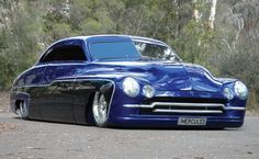 "1950 Mercury ""Mercules"" Custom Coupe"