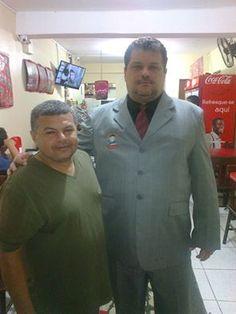 PROF. FÁBIO MADRUGA: PROFESSOR FÁBIO MADRUGA E SEU AMIGO BAIXINHO LANCH...