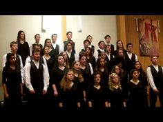 """Be Thou My Vision"" by Eastern Mennonite Choir"