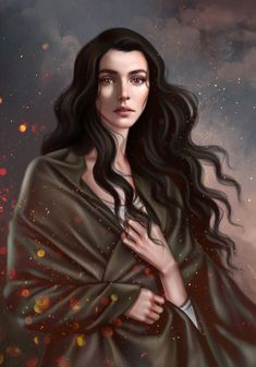 Elide lochan throne of glass fanart, throne of glass characters, throne of glass series Throne Of Glass Characters, Throne Of Glass Fanart, Throne Of Glass Books, Throne Of Glass Series, Book Characters, Fantasy Characters, Character Portraits, Character Art, Queen Of Shadows