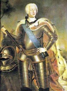 Antoine-Ulrich de Brunswick-Wolfenbüttel (1714-1774) — Wikipédia Anton, Adele, Grade Militaire, Empire Romain, Peter The Great, King Queen, Reign, 18th Century, The Past