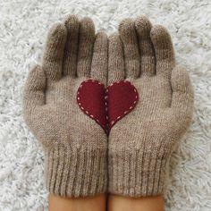 Heart Gloves <3