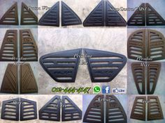 Triangle Mirror Cover   Alza Myvi Baru Myvi Lama Viva Kancil Kelisa Wira Saga/Iswara Preve Corolla KE70 GL/DX   ✔PLUG n PLAY ✔DOUBLE SIDE TAPE ✔READY/LIMITED STOCK ✔RM50/60/80 (including postage) ✔DIFFERENT MODEL DIFFERENT PRICE ✔COD PENANG ONLY ✔SERIOUS BUYER ONLY ✔PLEASE CALL/SMS/WHATSAPP ✔0124444147/0124420992