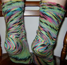 This spiral looks difficult - Punky Skew « Shadows Knit Knacks