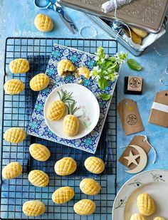 Best pineapple cookies that I have ever tried. Nastar cookies are melt in your mouth shortbread cookies filled with pineapple jam Super Cookies, Jam Cookies, Galletas Cookies, Biscuit Cookies, Yummy Cookies, Shortbread Cookies, Easy Cookie Recipes, Easter Recipes, Sweet Recipes