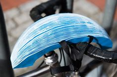 casco plegable bicicletas