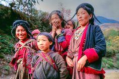 Tribo Lhotshampa no Butão