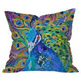 Found it at AllModern - Elizabeth St Hilaire Nelson Cacophony of Color Polyester Throw Pillow