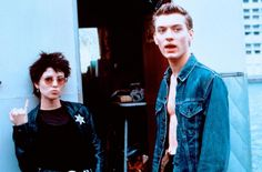 Sadie Frost, Jude Law, Shopping