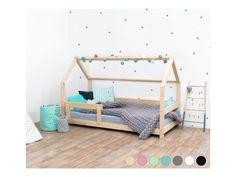 Domečková postel s bočnicí Tery cm Toddler Bed, Sweet Home, Bedroom, Furniture, Home Decor, Child Bed, Decoration Home, House Beautiful, Room Decor