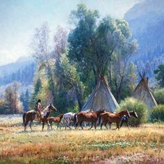 """"""" BACK FROM THE RIVER """"  Martin Grelle"""