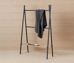 Mya | Towel rail rack by burgbad | Towel rails