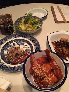 Bone Daddies Shackfuyu: Japanese sharing plates in Soho by Bone Daddies. The prawn toast disguised as okonomiyaki is genius!
