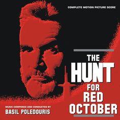A la Poursuite d'Octobre Rouge (The Hunt for Red October) - Basil Poledouris