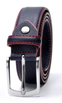 Leather Buckle, Leather Belts, Cow Leather, Men's Belts, Waist Belts, Bonded Leather, Designer Belts, Luxury Designer, Casual Belt