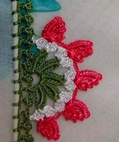 Crochet Blocks, Crochet Lace, 3 D, Diy And Crafts, Crochet Earrings, Flowers, Pattern, Double Crochet, Kitchen Things