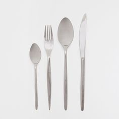 Zara Home - Slender Steel Cutlery