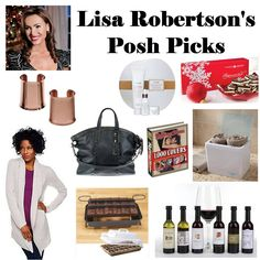 @QVC's Lisa Robertson shares her Posh Picks with Gifts.com on our blog! Qvc Hosts, Qvc Shopping, Lisa Robertson, Feel Better, Rap, Cool Things To Buy, Addiction, Presents, Meet