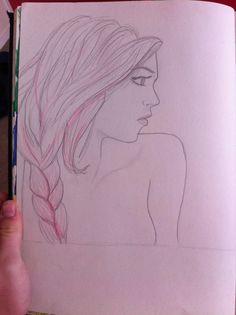 My art draw beauty
