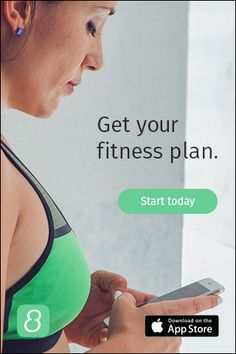 8fit - Workouts & Meal planner - Get your fitness plan (iOS & Android App)