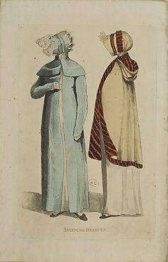 Blue pelisse, 1810
