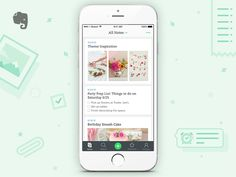 Introducing Evernote 8.0 by Evernote Design