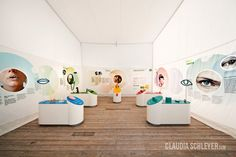 Claudia Schleyer Interaktive Exponate | Interactive Exhibits | With All Our Senses