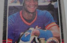 I will sell my 1984 Darryl Strawberry Donruss #312 for $2.00