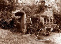 an agrarian rhythm. Victorian History, Victorian London, Victorian Photos, Antique Photos, Vintage Pictures, Vintage Photographs, Old Pictures, Old Photos, Victorian Era