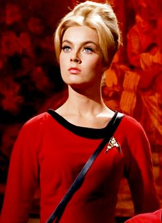 Source: scifi-women  #star trek