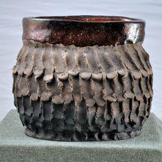 Les vases en céramique Raku de Barbara Billoud