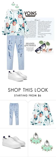 """YOINS SPRING"" by ahnemusic ❤ liked on Polyvore featuring yoins"