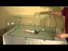 HOW TO: Build A Glass Aquarium - YouTube
